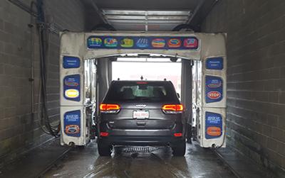 Car Wash All Pro Quick Oil